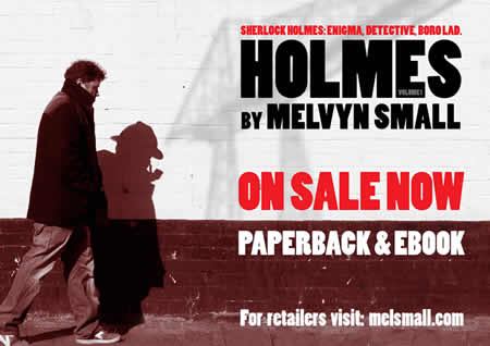 Holmes Volume 1 on sale now in paperback back