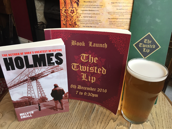 Holmes Volume 2 Launch Event